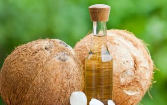 Nấu ăn món ngon mỗi ngày với Thau sạch, cách làm tinh dầu dừa 1