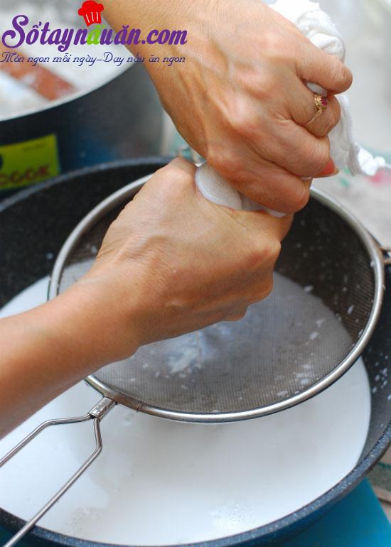 cách làm tinh dầu dừa 4