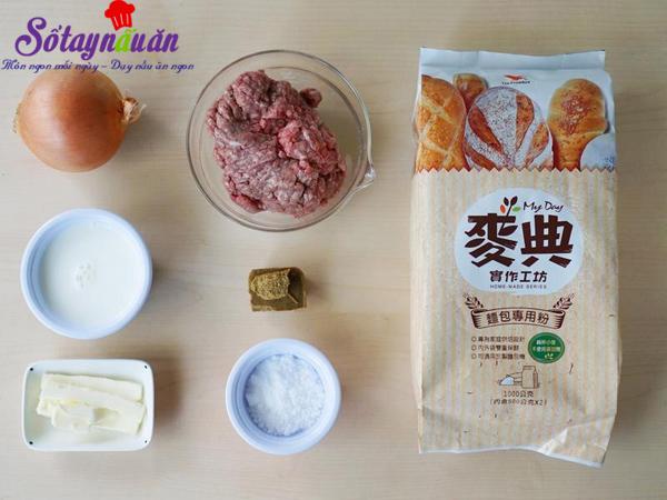 Cách làm bánh rán nhân cà ri kiểu Nhật cực giòn cực ngon