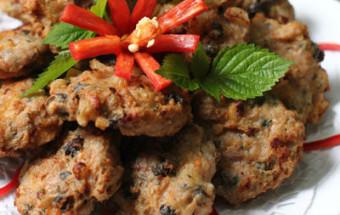 Nấu ăn món ngon mỗi ngày với Hành khô, cách làm chả ốc ngon 1
