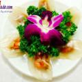 Lạ miệng với nem chua Lào thơm ngon, cách làm bánh bột lọc 1