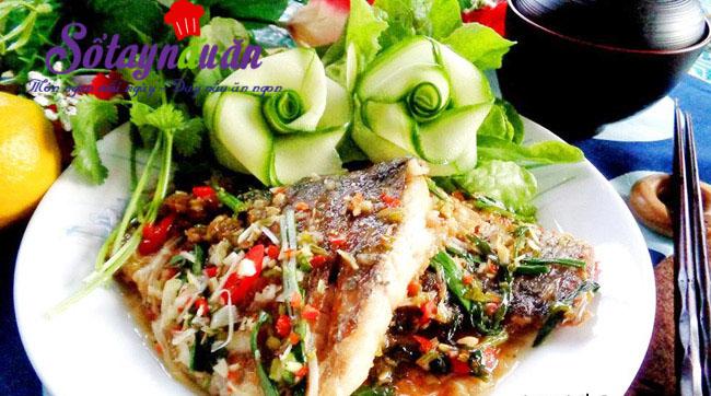 Nấu ăn, Hướng dẫn làm cá rim mắm tỏi ướt đậm đà đưa cơm