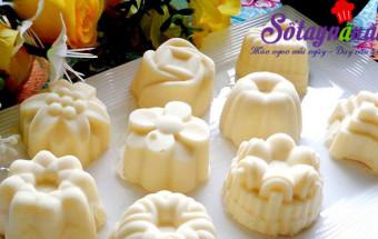 Nấu ăn món ngon mỗi ngày với 100ml kem whipping, Kem sầu riêng socola hấp dẫn không thể chối từ