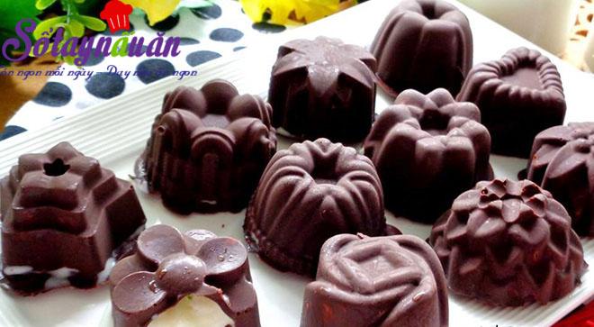 Kem sầu riêng socola hấp dẫn không thể chối từ