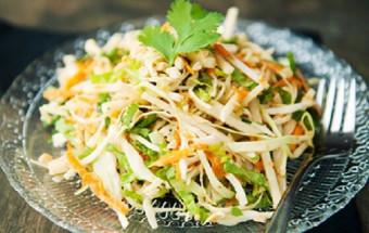 Món ăn vặt, Cách làm nộm củ đậu mát lành ngày nắng nóng