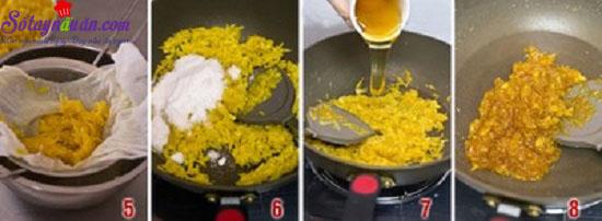 cách làm bánh dứa 5