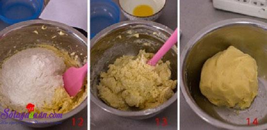 cách làm bánh dứa 7