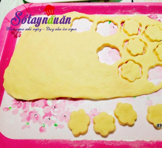 Cách làm bánh quy bơ sữa giòn,thơm, ngon ngất ngây 4
