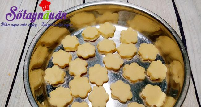 Cách làm bánh quy bơ sữa giòn,thơm, ngon ngất ngây 5