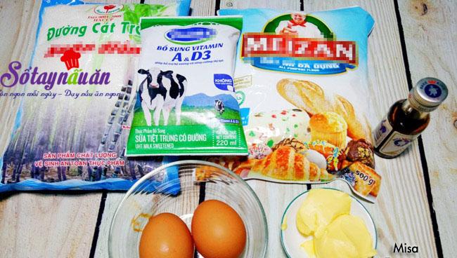 Cách làm bánh quy sữa giòn, thơm và ngon