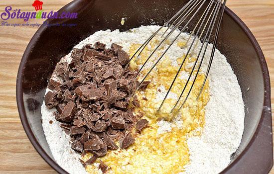 cách làm bánh quy bơ mềm 3