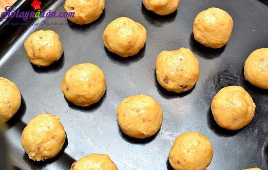 cách làm bánh quy bơ mềm 4