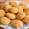 bánh táo tapioca, cách làm bánh quy bơ mềm 6
