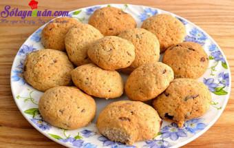 Cách làm bánh nướng, cách làm bánh quy bơ mềm 6