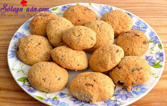 cách làm bánh quy bơ mềm 6