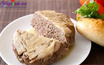 Nấu ăn món ngon mỗi ngày với Hành khô, cách làm pate gan kiểu Hải Phòng 3