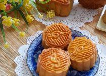 Hướng dẫn làm bánh nướng nhân sữa dừa ngọt thơm