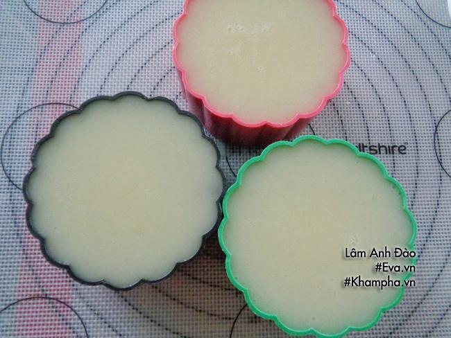 cách làm bánh trung thu thạch rau câu vị sầu riêng 8