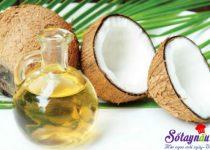 Những công dụng của dầu dừa mà bạn nên biết
