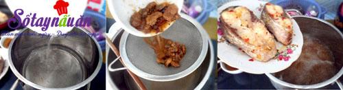 Hướng dẫn cách làm canh cá nấu chua đậm đà ngon cơm