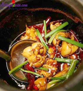 cách làm cháo ếch singapore 4
