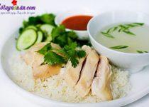 Cách làm cơm gà Hải Nam ngon ngất ngây