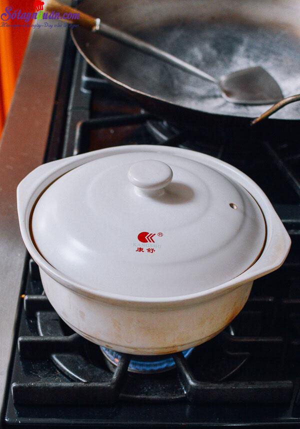 cách làm gà nướng muối 6