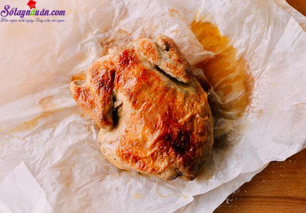 cách làm gà nướng muối 7