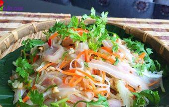 hướng dẫn cách nấu ăn ngon hàng ngày, cách làm nộm su hào tai heo 10