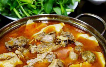 hướng dẫn cách nấu ăn ngon hàng ngày, Cách nấu lẩu vịt tại nhà ngon đứt ngoài hàng
