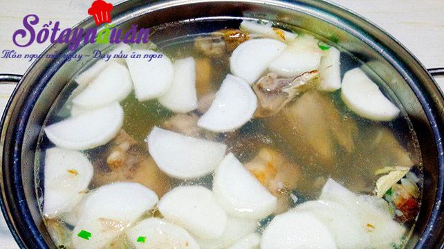 Cách làm bánh cá với hương vị đậm đà ở quê hương