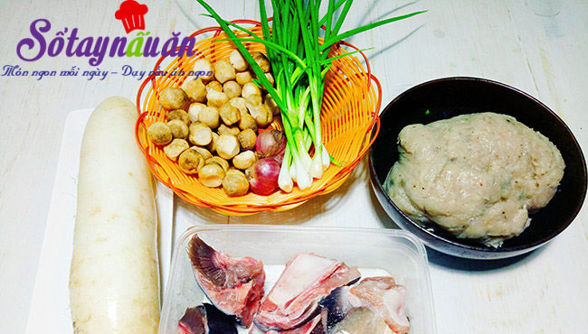 Cách làm bánh canh chả cá đậm đà vị quê hương