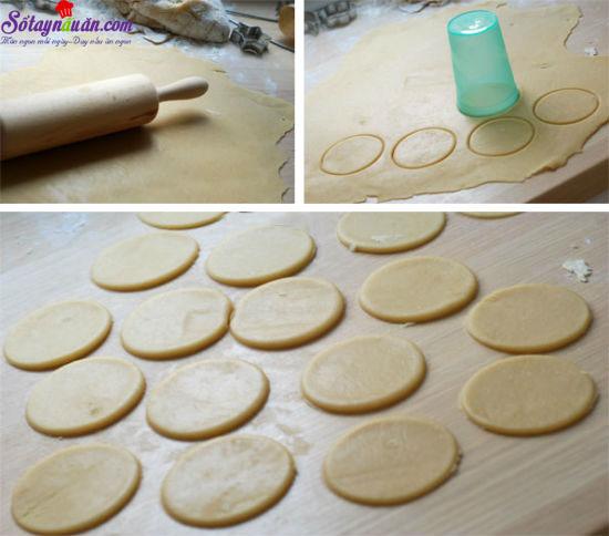 cách làm bánh quy bơ thiên nga 1