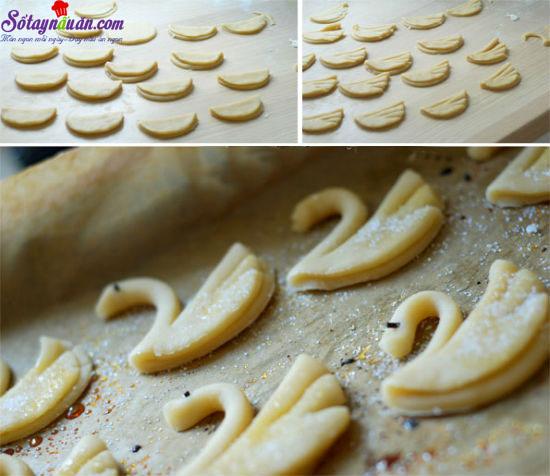 cách làm bánh quy với bơ thiên nga 4