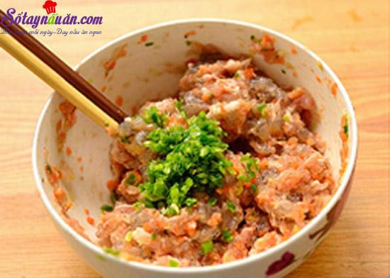 cách làm há cảo tôm thịt tươi ngon 7
