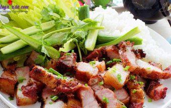 ăn ngon mỗi ngày, cách làm thịt ba chỉ lên men chiên giòn 8