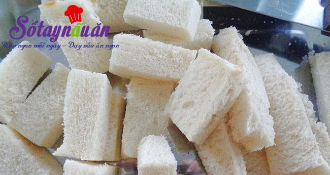 Học làm bánh mì nướng bơ đường thơm ngon siêu hấp dẫn