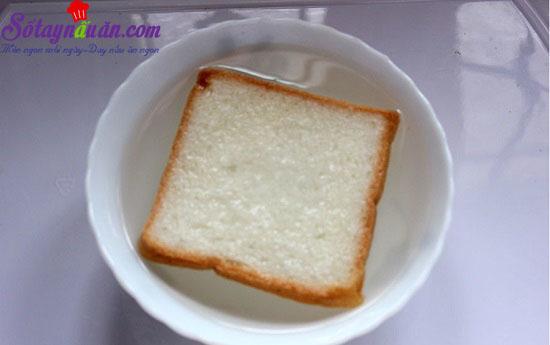 cách làm bánh mì bọc khoai tây chiên giòn 8