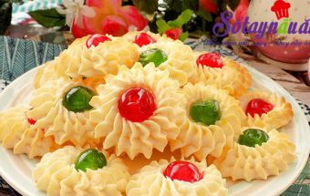 Làm bánh ngọt, Cách làm bánh quy sữa thơm ngon chỉ muốn ăn hoài