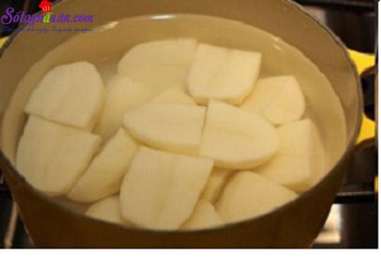 cách làm chả viên thịt bò khoai tây 3