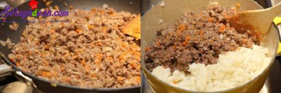 cách làm chả viên thịt bò khoai tây 7