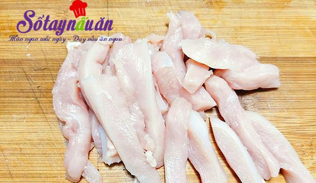 Cách làm gà que chiên xù dậy mùi, giòn tan 1