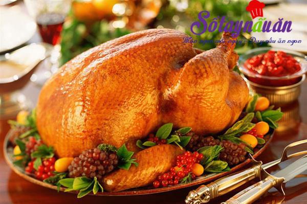 Giáng sinh nhất định phải có những món ăn đồ uống này