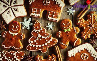 mẹo vặt gia đình, Giáng sinh nhất định phải có những món ăn đồ uống này