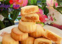 Hướng dẫn làm bánh dứa Đài Loan ngon ngất ngây