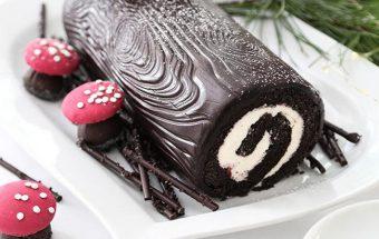 các món bánh, Hướng dẫn làm bánh khúc cây cho noel thêm ấm ấp