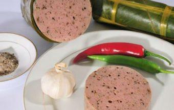 Nấu ăn, cách làm chả thịt bò 4