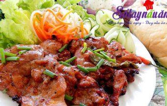 chế biến món ăn, Cách làm đùi gà rút xương nướng thơm mềm cực hấp dẫn