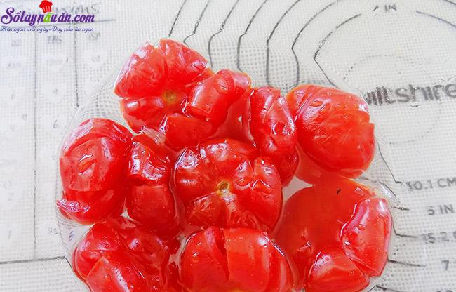 cách làm mứt cà chua bi 4