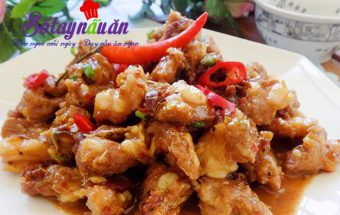 nấu món kho, huong-dan-lam-sun-heo-rim-ca-mam-cuc-dua-com
